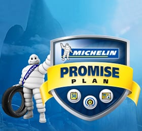 MICHELIN®Man Push Promise Plan logo